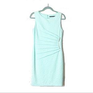 Ivanka Trump | Mint Green Sheath Dress | 8